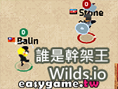 爆爆王cs - Wilds.io