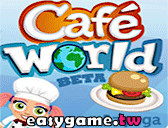 傳說對決 - facebook cafe world