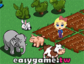 美少女夢工廠 - facebook FarmVille
